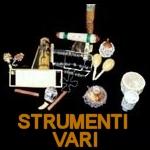 strumenti vari
